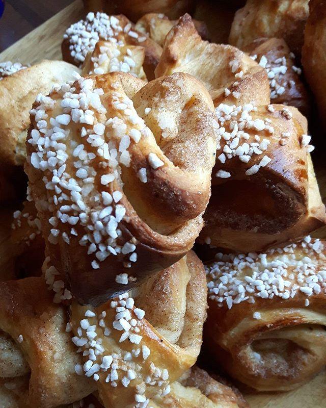 #leivojakoristele #kanelipullahaaste Kiitos @ sonja.sirvio