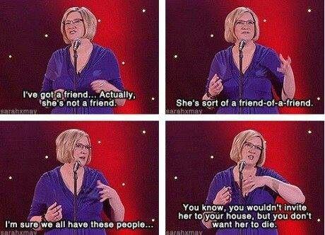 Funny Sarah Millican Quotes