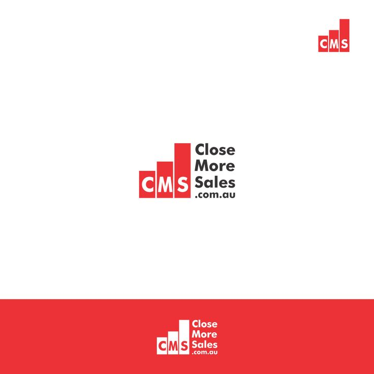 Logo design for Close More Sales