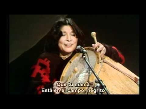 Mercedes Sosa - 04 - Duerme Negrito