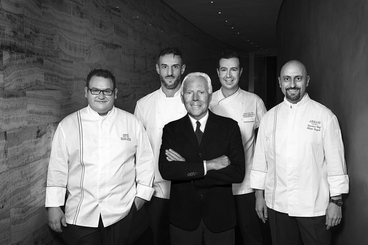 """Armani celebra i suoi 4 ristoranti in giro per il mondo - Una cena esclusiva a Milano ha dato il via al """"World Journey"""" firmato Armani. Quattro chef per la prima volta insieme per organizzare un viaggio all'insegna del gusto. - Read full story here: http://www.fashiontimes.it/2015/11/armani-celebra-i-suoi-4-ristoranti-in-giro-per-il-mondo/"""