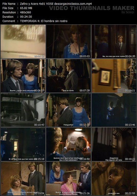 Zafiro y Acero Temporada 4 (1981)