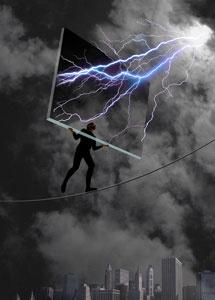 Electric City by Ryszard Horowitz