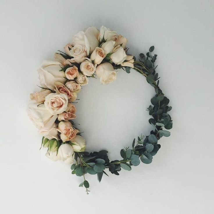 Fresh Flower Crowns from Flower Girl Los Angeles - from $150