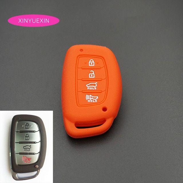 Smart Key Fob Cover Keyless Case for Hyundai Elantra Sonata Tucson I40 IX35 I45