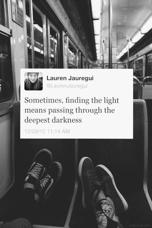 Lauren's Jauregui quote