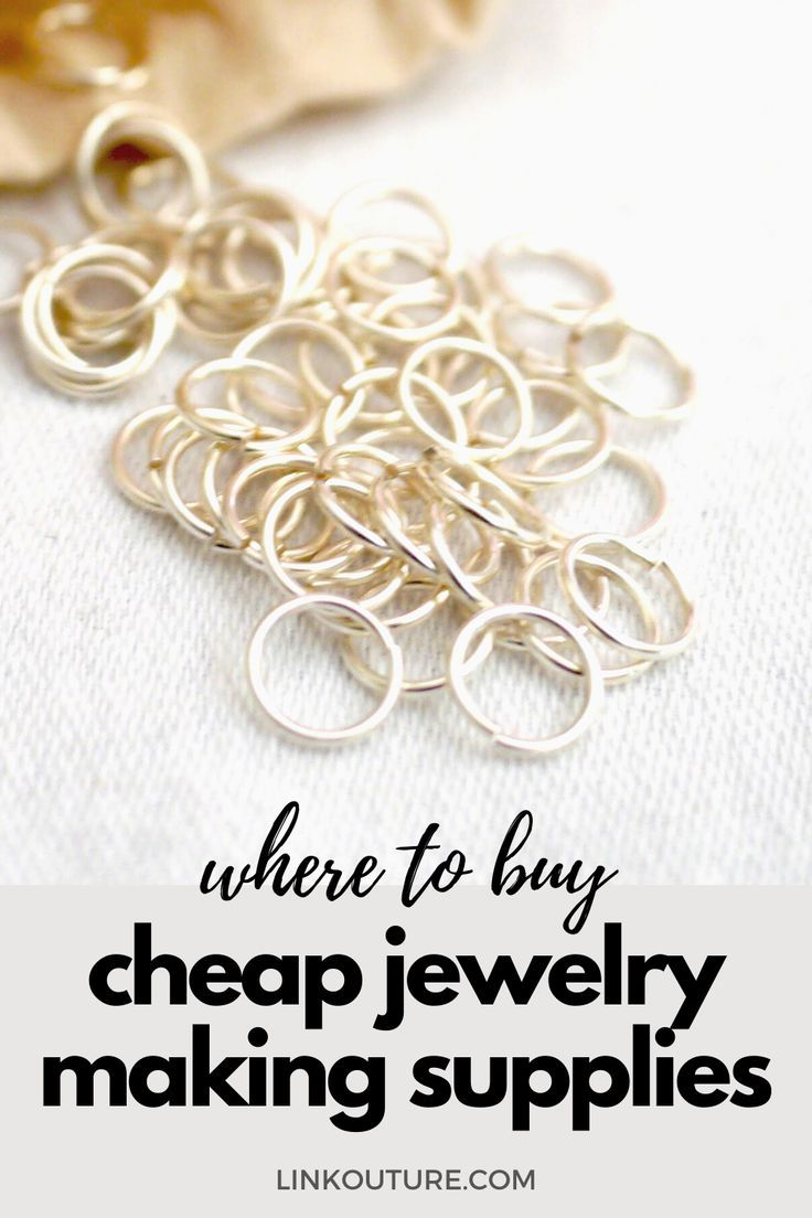 12+ Cheap jewelry making supplies wholesale viral