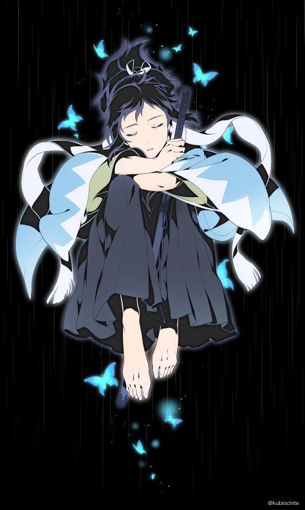 Touken Ranbu Hanamaru ep 11 ED it's so beautiful i cried a bit seeing Yasusada suffer like this ;;-;; omg i love him so much