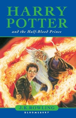 HP VI: Harry Potter & The Half-Blood Prince by J.K. Rowling (2005)   Dumbledore is absent from Hogwarts for long stretches of time & the Order of the Phoenix has already suffered losses