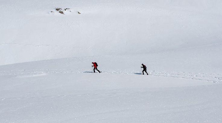 Rutas con raquetas de nieve en el Pirineu de Lleida
