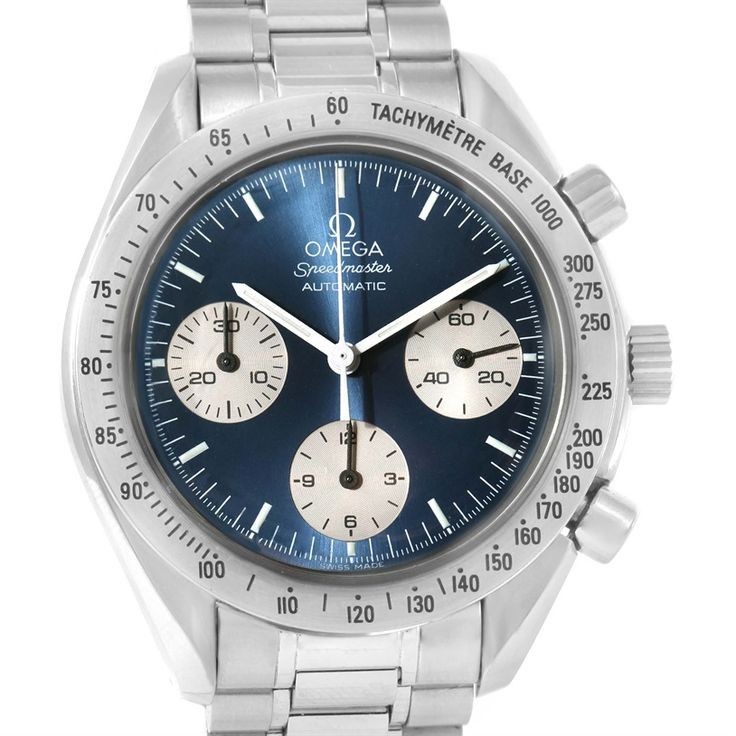 Omega Speedmaster Reduced Limeted Edition Automatic Watch 3510.82.00