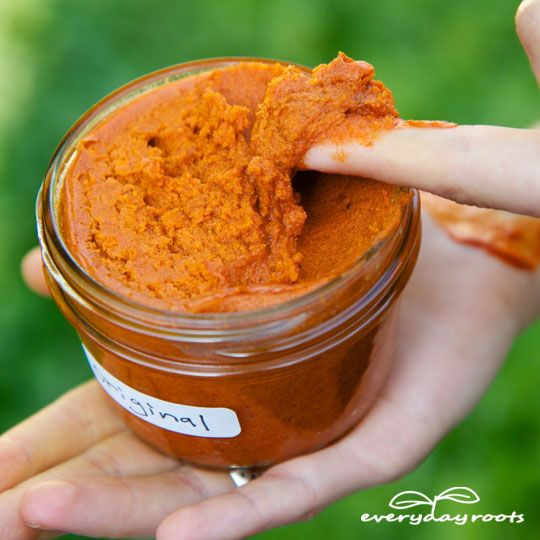 Homemade Hot Pepper Pain Relief Cream- for arthritis & joint pain.