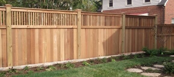 Wonderful Wood Privacy Fence Styles 17 Best Images About Fence On Pinterest Denver Wood Privacy