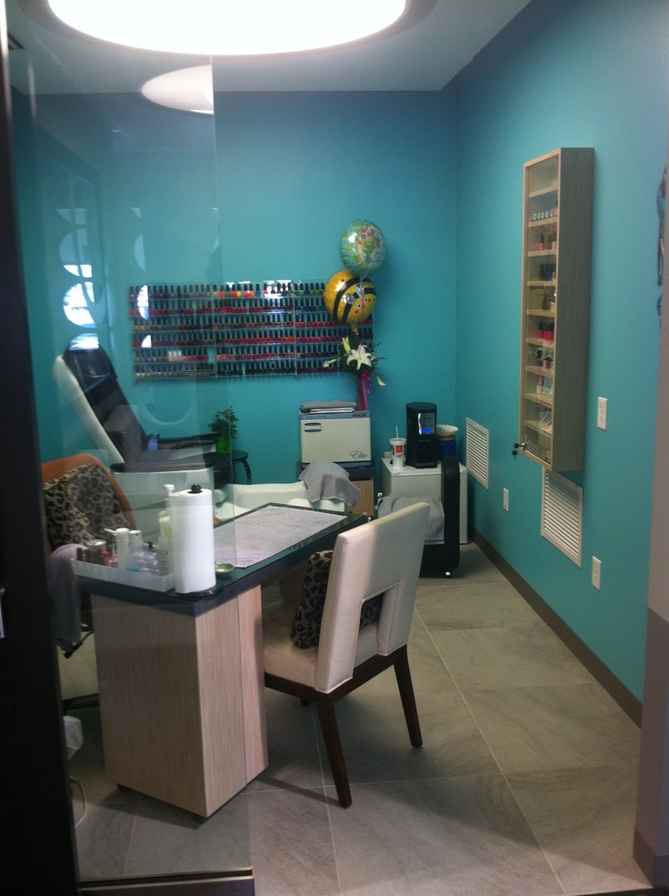 Love The Color In This Merchant Square In Nail Loft A