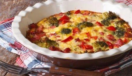 Koken en Kitch: Broccoli schotel