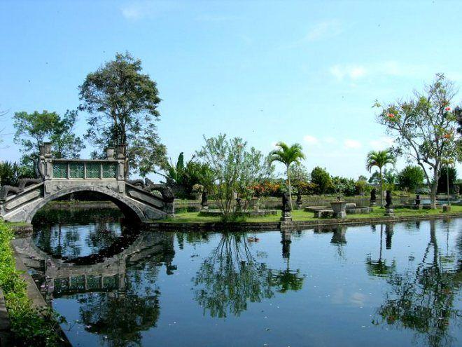 December 21, 2013 by Made Karuniasih BALI LOVINA TIRTAGANGGA WATERPalace Tirta Gangga is a village and palace in eastern Bali, Indonesia, about 5 kilometres from Karangasem, close by Abang. It is noted for its water palace, owned by Karangasem royalty. The area around Tirta Gangga is noted for its