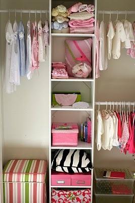 Hudson Baby Design: The Nursery Closet