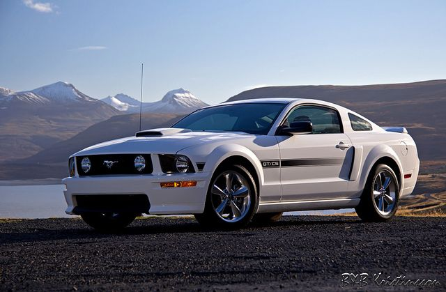 2007 Ford Mustang GT/CS