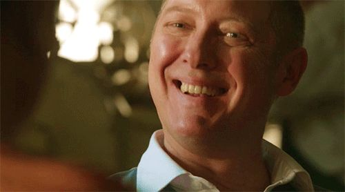 When someone invites you to go jogging at 5 a.m. | 21 Red Reddington GIFs That Are Your Life