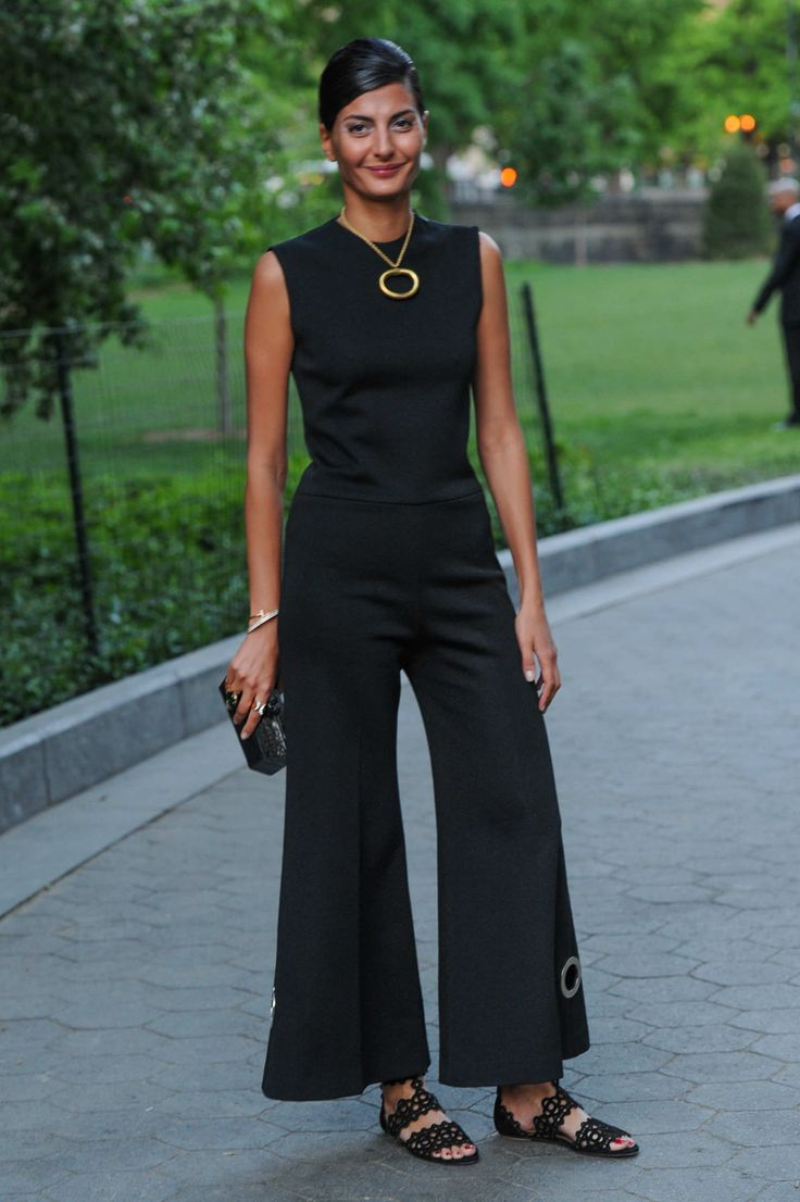 Giovanna Battaglia Absolutely love this style! Those alaia sandals..