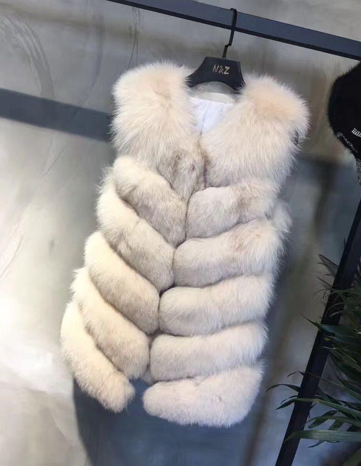 Goldman Kleidung WESTE FOX LONG GILET   – Moda