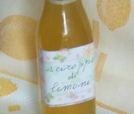 Ricetta SCIROPPO DI LIMONI pubblicata da luisa2 - Questa ricetta è nella categoria Bibite, liquori e bevande