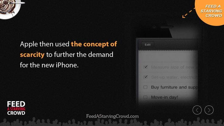 "http://FeedAStarvingCrowd.com - Find out how Apple uses scarcity marketing to sell 2 Million iPhones in 24 hours - excerpt from Robert Coorey's phenomenal #1 best-seller Feed A Starving Crowd  This is an excerpt from the new book ""Feed A Starving Crowd"". You can get 200+ other tips in finding a hungry market completely free by visiting http://FeedAStarvingCrowd.com"