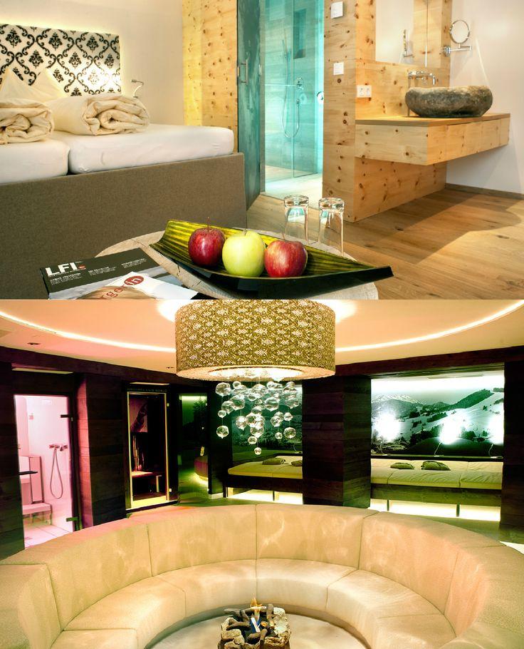 Hotel Eder| Designhotel | Maria Alm| Austria | http://lifestylehotels.net/en/hotel-eder | Room | Interior | Luxury