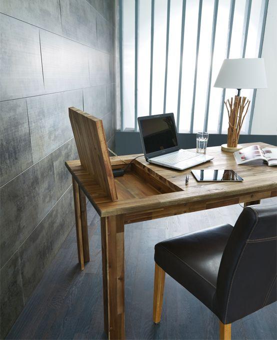 #Schreibtisch selber bauen! Die passende Anleitung gibt's natürlich bei uns. Also, nachbauen und zeigen! #DIY