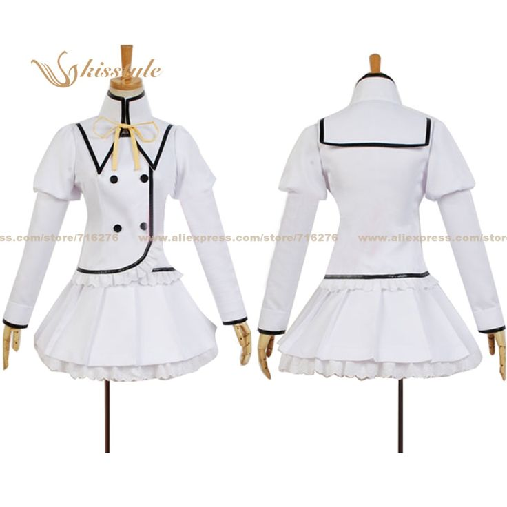 >> Click to Buy << Kisstyle Fashion Bladedance of Elementalers Blade Dance of Elementalers Terminus Est Uniform Cosplay Costume #Affiliate
