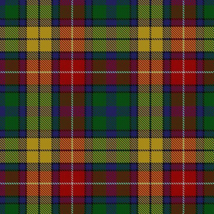 Information from The Scottish Register of Tartans #Buchanan #Other #Tartan
