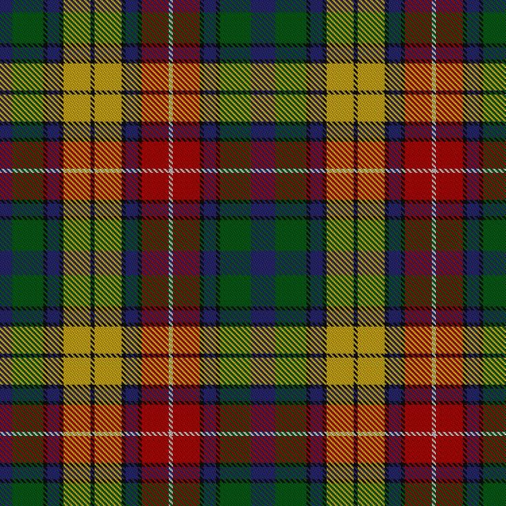Information from The Scottish Register of Tartans #Buchanan #Other #Tartan