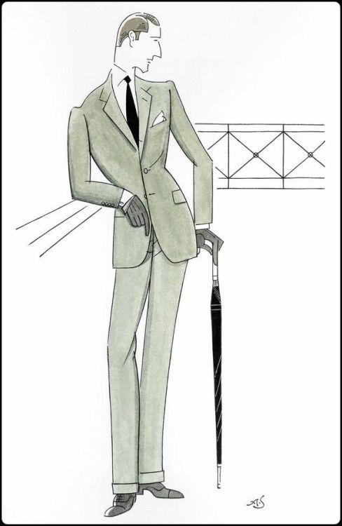 amator-blogosphere   Hipster illustration, Mens fashion