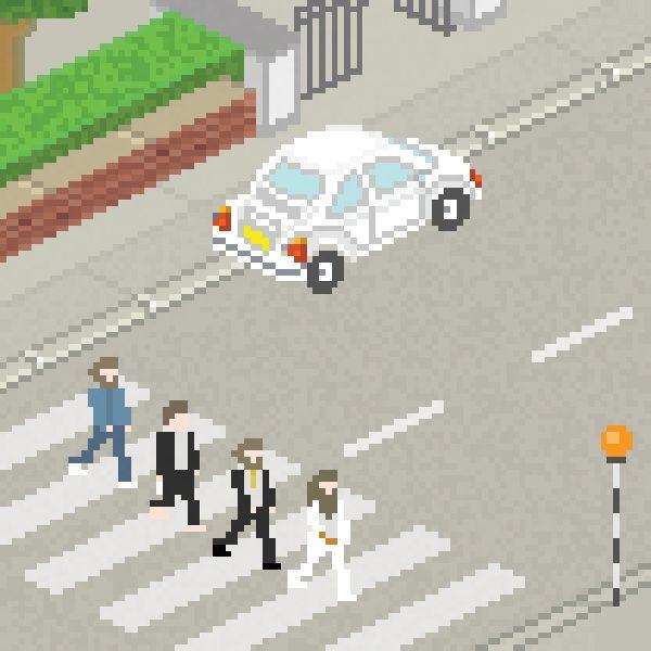 Beatles Pixel