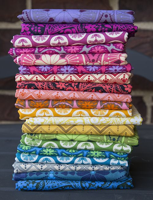 True Colors by Anna Maria Horner : Fresh Lemons Quilts