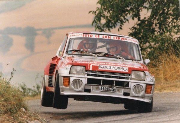 Yes! Renault 5 turbo