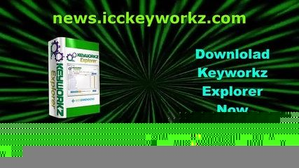 Free Keyword Traffic Tool SEO Keyword Software and Keyword Idea Tool Keyworkz Explorer Download Now http://www.dailymotion.com/video/x6ekgbl Keyworkz Explorer is a free keyword traffic tool that you'll want to keep among your free SEO tools for your website. Get it at https://news.icckeyworkz.com - If you want to learn how to do keyword research for free, definitely sign up for this SEO keyword software and the free keyword training that comes with it.     With our free keyword traffic tool…