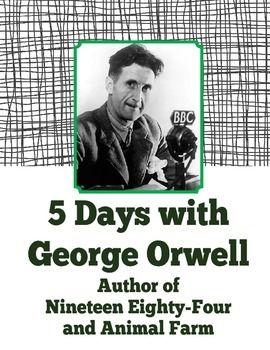 George orwells nineteen eighty four as a negative utopia