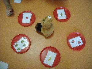 halli galli décompo 5: couvercles pr contenir cartes+peluche à attraper remplace la sonnette