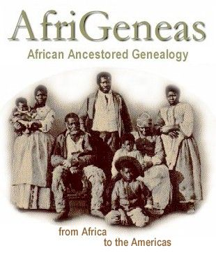 AfriGeneas ~ African American & African Ancestored Genealogy| AfriGeneas is a site devoted to African American genealogy, to researching African Ancestry in the Americas in particular and to genealogical research and resources in general. #African #AfricanAmerican #BlackHistoryMonth