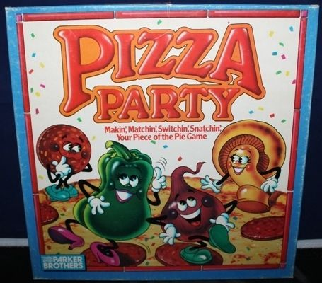 OMG PIZZA PARTY!!!!!! me and my brothers played this ALL.THE.TIME.