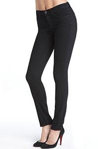 J Brand black high waisted skinnies. Dream jeans.