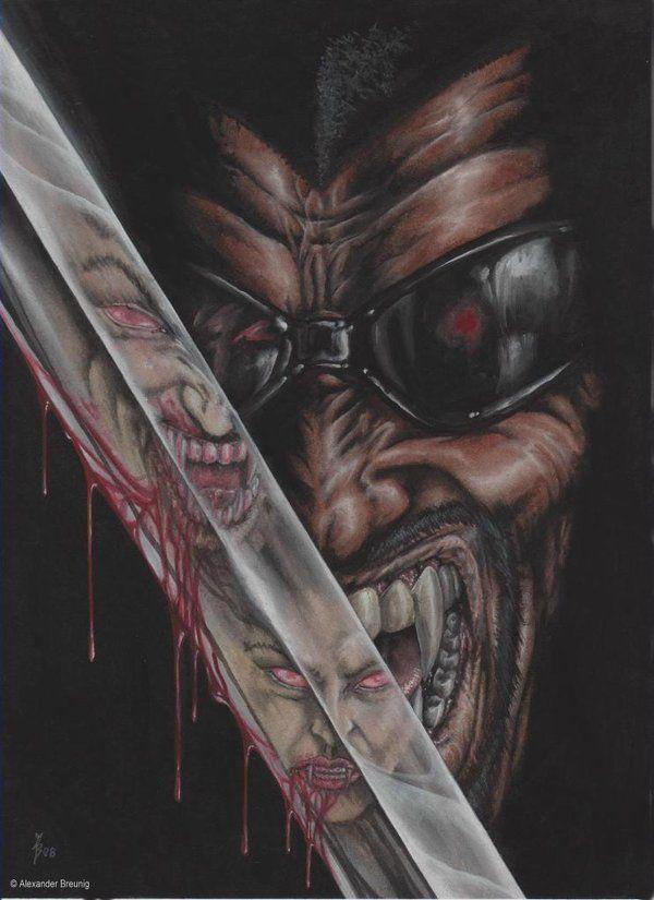 00 Blade by bushande.deviantart.com on @deviantART