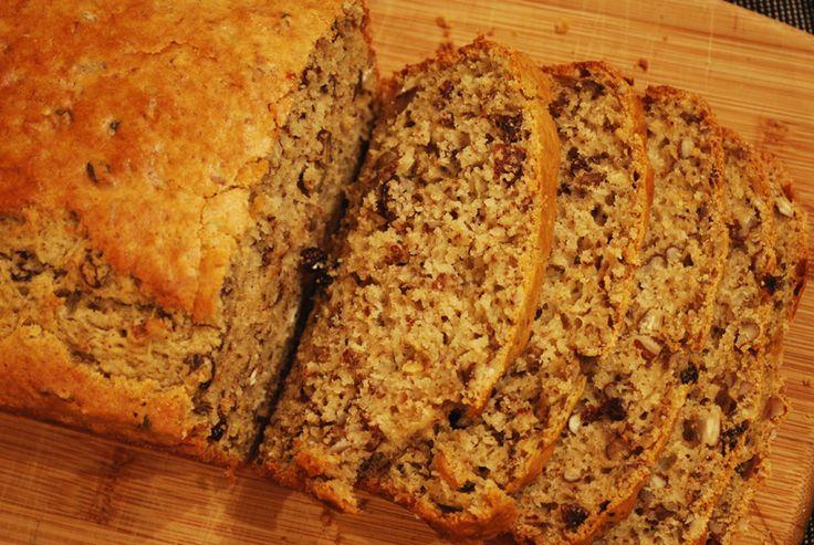 Pecan Currant Bread
