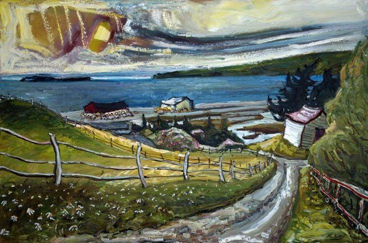 Jean Claude Roy Thumbnails | HARBOUR GALLERY
