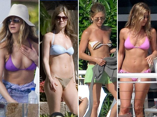 Videos de Jennifer anniston bikini