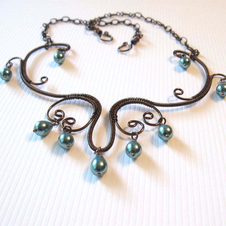 591 best wire images on Pinterest | Jewelry ideas, Wire jewelry and ...
