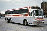 Image result for Trailways Eagle Bus