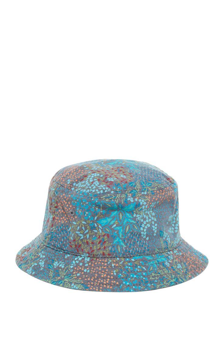 Forest Camo Bucket Hat (Little Boys & Big Boys)