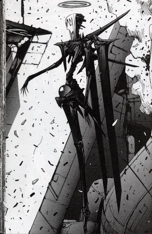 Cibo from Blame! manga